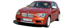 BMW 1 series 5dr 2012 | БМВ 1 серии / F20 2012