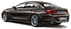 BMW 6 Gran Coupe 2013 | БМВ 6 Гран Купе / F14 2013