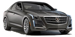 Cadillac CTS 2014 | Кадиллак си-ти-эс / СиТС 2014