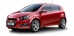 Chevrolet Aveo hatch  | Шевроле Авео хэтчбек