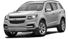 Chevrolet TrailBlazer 2013 | Шевроле ТрейлБлэйзер 2013