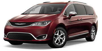 Chrysler Pacifica  | Крайслер Пасифика