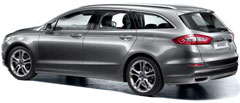 Ford Mondeo Estate 2012 | Форд Мондео универсал 2012