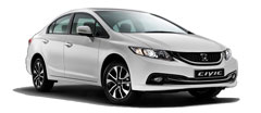Honda Civic Sedan  | Хонда Сивик Седан