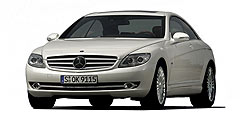 Mercedes-Benz CL  | Мерседес-Бенц C216 си-эль / ЦЛ