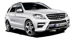 Mercedes-Benz M class / ML  | Мерседес-Бенц Эм-класс / МЛ
