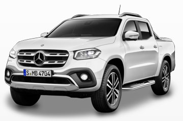 Mercedes-Benz X class  | Мерседес-Бенц Икс-класс