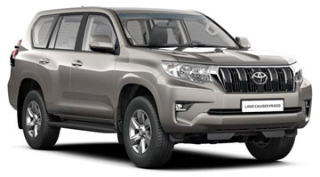 Toyota Land Cruiser Prado  | Тойота Ленд Круизер Прадо