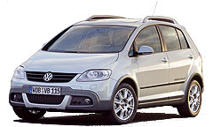 Volkswagen Cross Golf  | Фольксваген Кросс Гольф