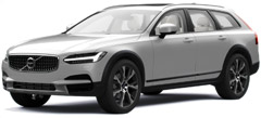 Volvo V90 Cross Country 2017 | Вольво Ви-90 Кросс Кантри 2017