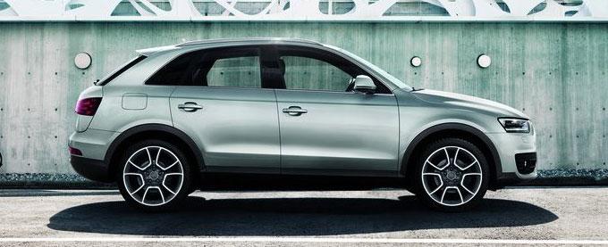 Переднеприводный Audi Q3 1.4 TFSI - чамая недорогая комплектация Ауди Q3