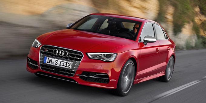 Audi S3 sedan - комплектации и цены в России