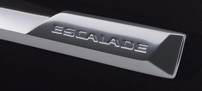 Cadillac Escalade 2015 - отделка салона