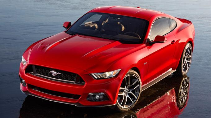 Форд Мустанг 2015 будет продаваться в Европе
