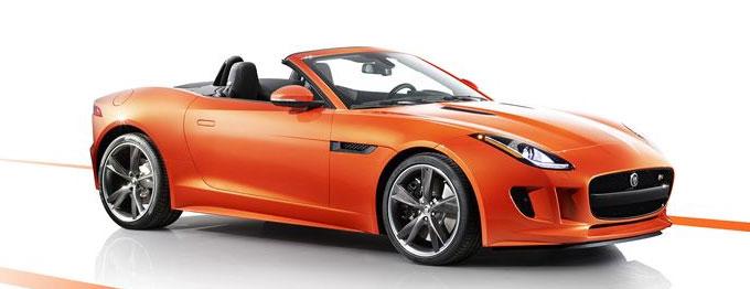 Jaguar F-Type 2015 - объявлены российские цены и комплектации для купе и кабриолет.