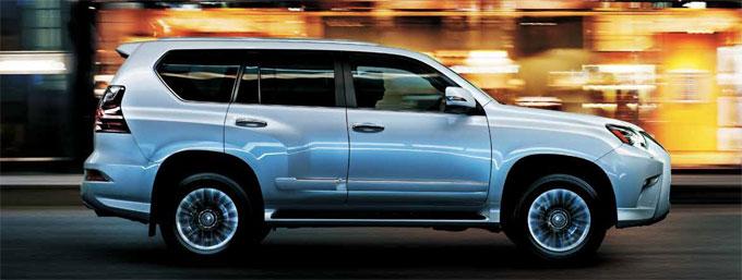 Lexus GX 460 2014 Luxury