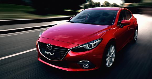 'Mazda3