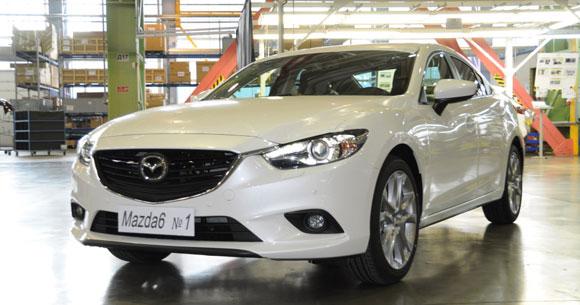 'Mazda6