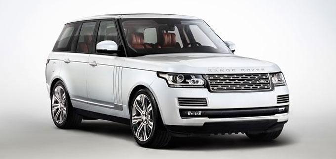 Range Rover Autobigraphy Black Long 2015 с длинной колесной базой