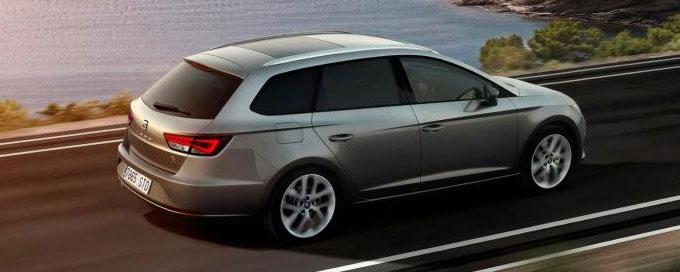 SEAT Leon ST 2014 (универсал)