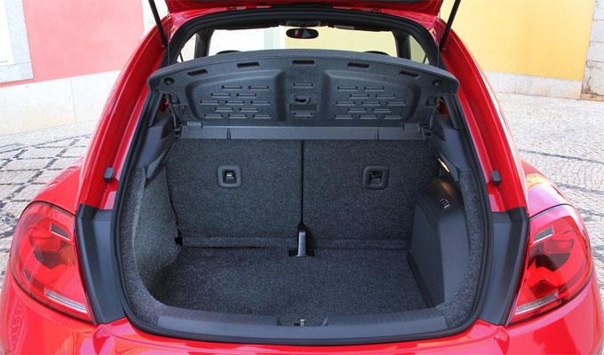 Багажник VW Beetle 2013