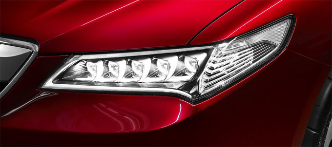 Acura TLX - фары Jewel Eye™ LED