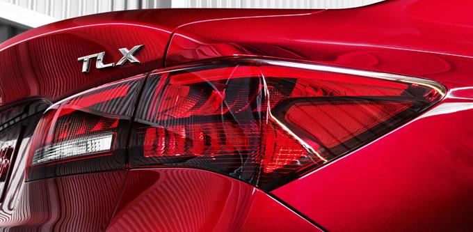 Acura TLX - задние фонари