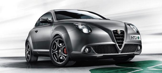 Alfa Romeo MiTo 2014 спереди