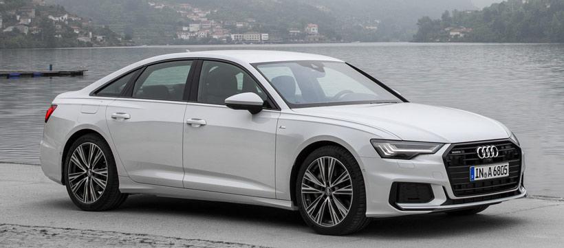 Audi A6 55 TFSI quattro 2019 - начало приема заказов в России