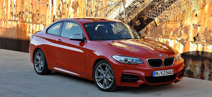 BMW 2 серии Купе - начало продаж в России.