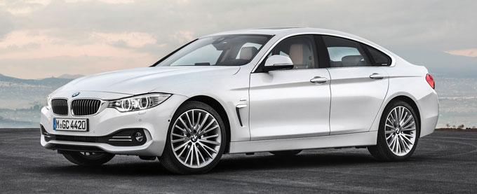 BMW 4 Gran Coupe 2014