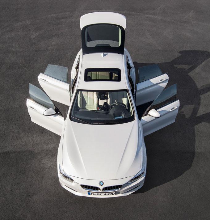 BMW 4 серии Грaн Купе2014 - новый 5-дверный лифтбек D-класса от БМВ