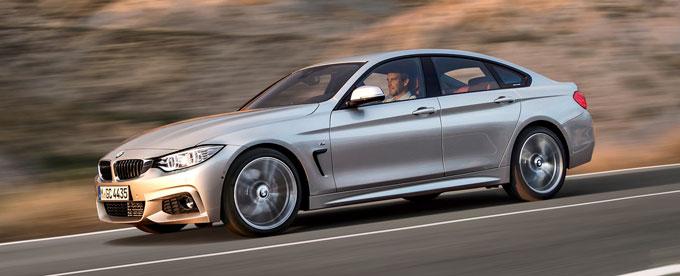 Новый BMW 4 серии Грaн Купе 2014 - начало продаж в России.