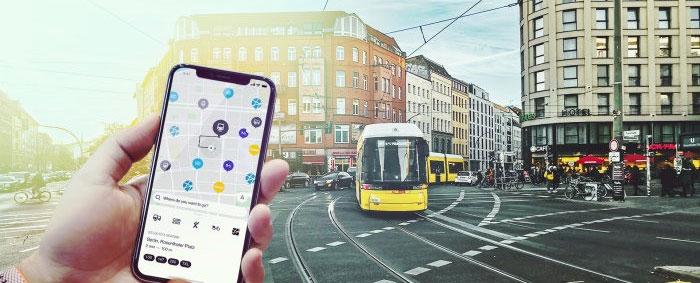 BMW Group и Daimler AG - глобальный сервис городской мобильности.