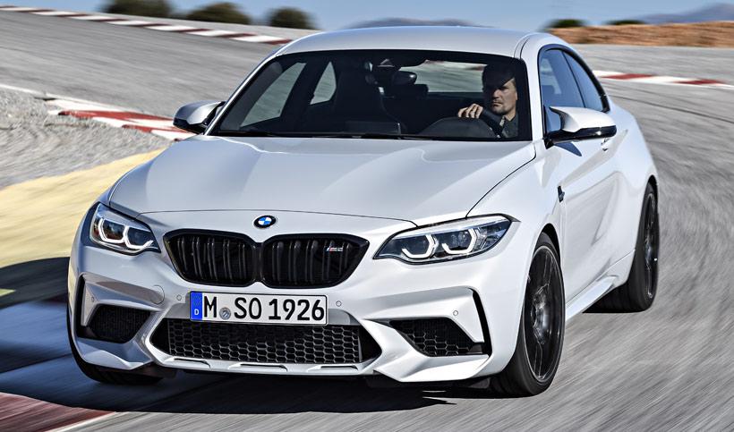 BMW M2 Competition - в России