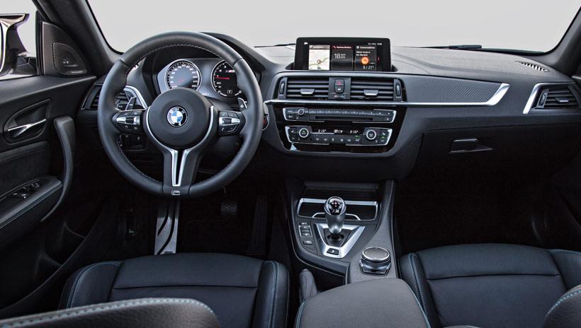 Передняя панель BMW M2 Competition