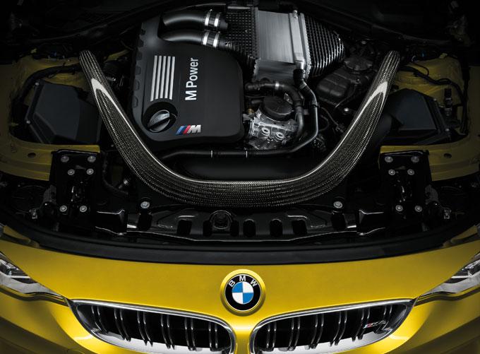 Двигатель BMW M 4 Coupe