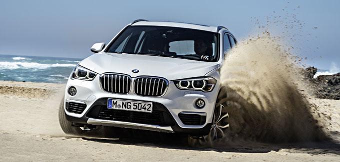 BMW X1 (2 поколение) 2016