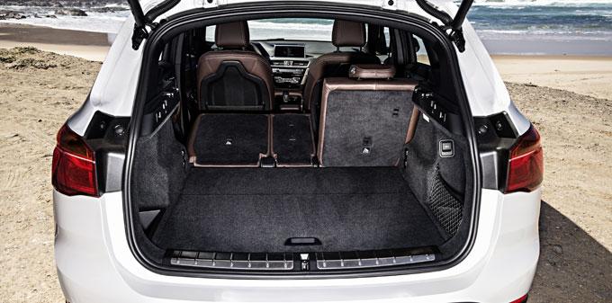 Багажник BMW X1 (2 поколение) 2016