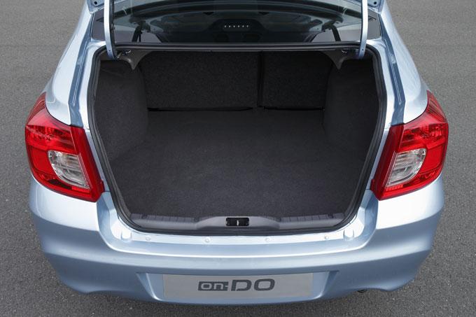 Багажник Datsun on-DO