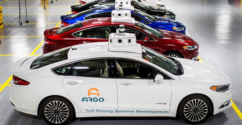Первый автономный автомобиль Ford будет полностью оригинальной моделью
