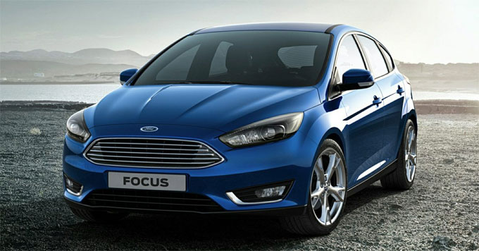 Новый Форд Фокус 2015