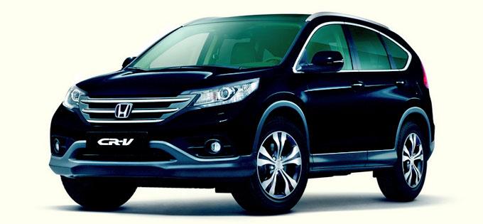 Honda CR-V 2013 - спецпредложение с АКПП