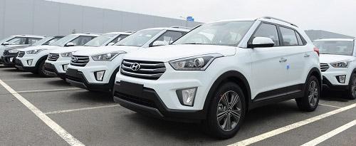 Hyundai Creta - начало продаж в России