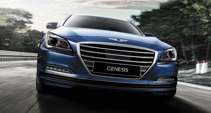 Hyundai Genesis - обзор