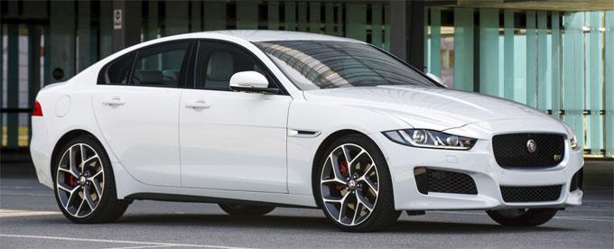 Новый Jaguar XE 2016 - начало продаж в России.