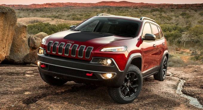 Jeep Cherokee 2014 - начало продаж в России