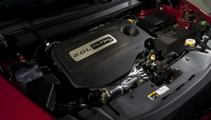 Дизельный двигатель MultiJet 2.0 для Джип Чироки