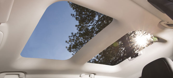 Jeep Renegade 2015 - съемная крыша