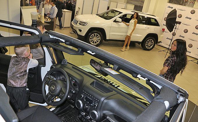 Авто-САМИТ - официальный дилер Крайслер Джип в Москве